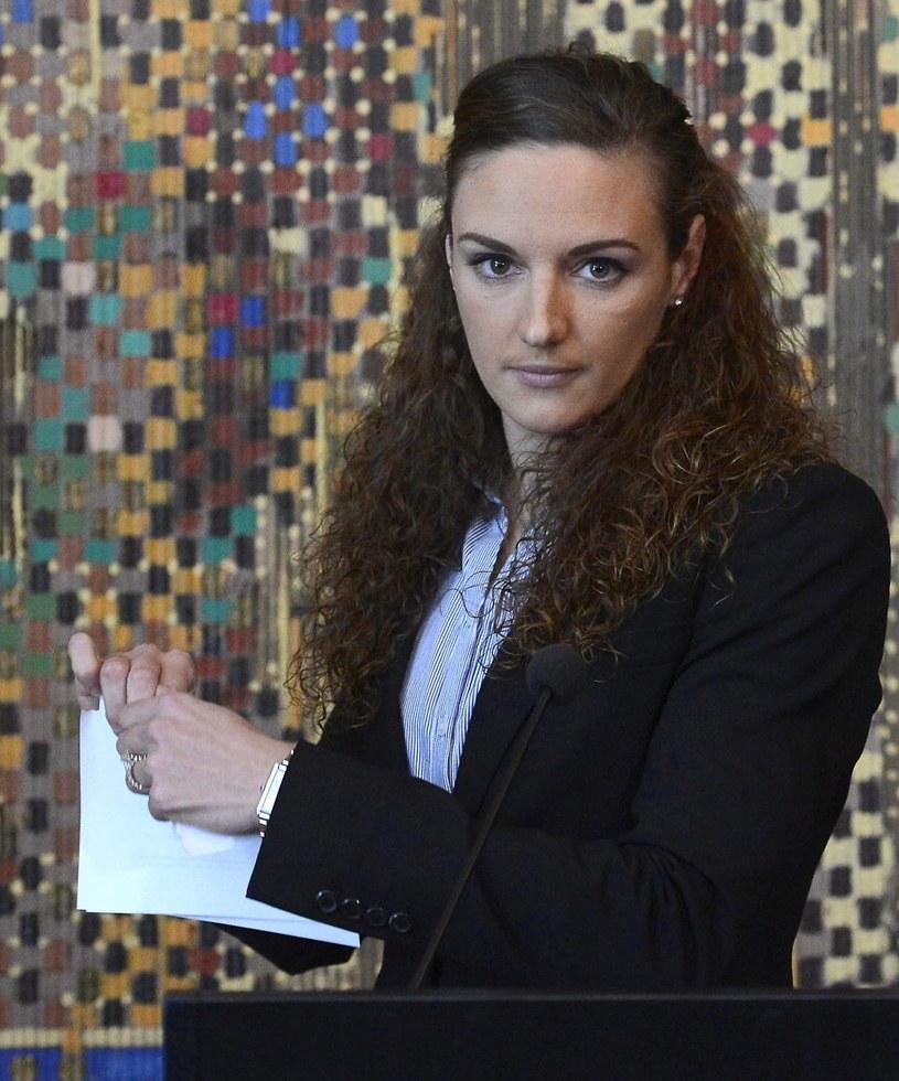 Katinka Hosszu drze kontrakt /PAP/EPA