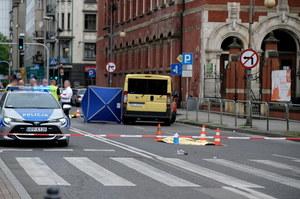 Katowice. 19-latka śmiertelnie potrącona przez autobus. Kierowca stanie przed prokuratorem