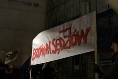 Katowice: Demonstracja w obronie niezawisłości sędziów