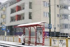 Katowice na Wielkanoc pokryły się śniegiem