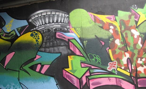 Katowice opanowane przez sztukę uliczną