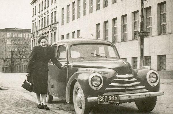 Stalinogród, 1954