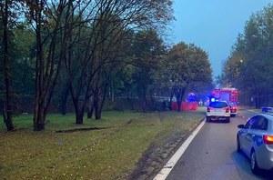 Katowice: Tragiczny wypadek. Dwie osoby zginęły w wyniku dachowania auta