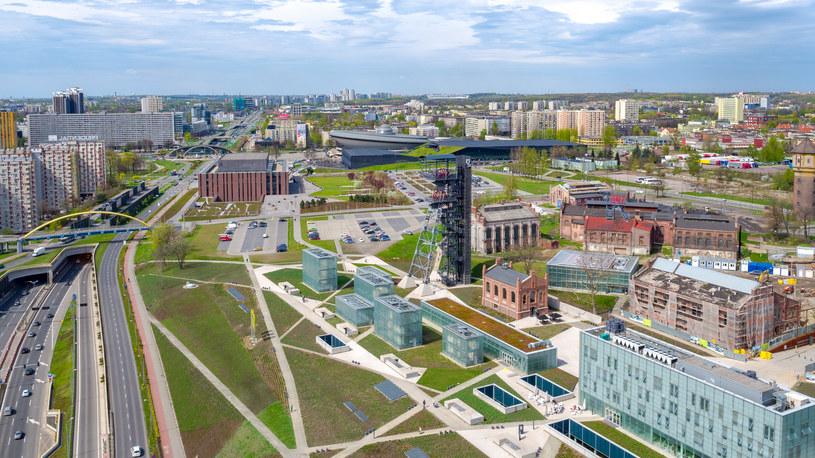 Katowice, zdjęcie ilustracyjne, fot. A. Wiśniewski/ Urząd Miasta Katowice /