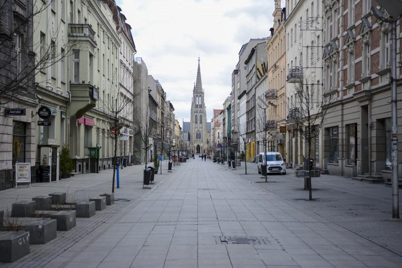 Katowice /Michał Dubiel /Reporter