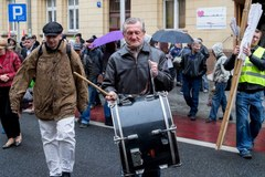 Katowicki marsz w obronie wykluczonych