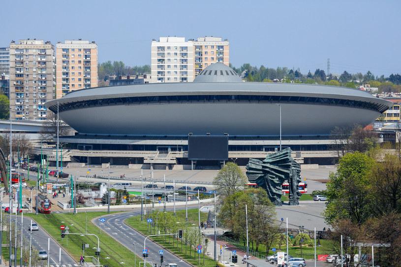 Katowicki Spodek /Tomasz Kawka /East News