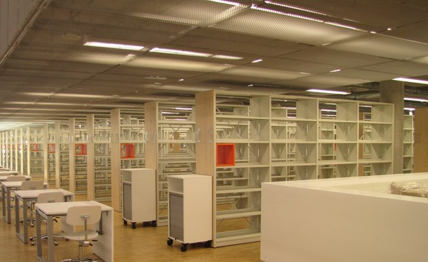 Katowickie uczelnie mają supernowoczesną bibliotekę