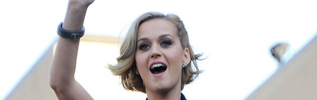 Katy Perry  /Frazer Harrison /Getty Images
