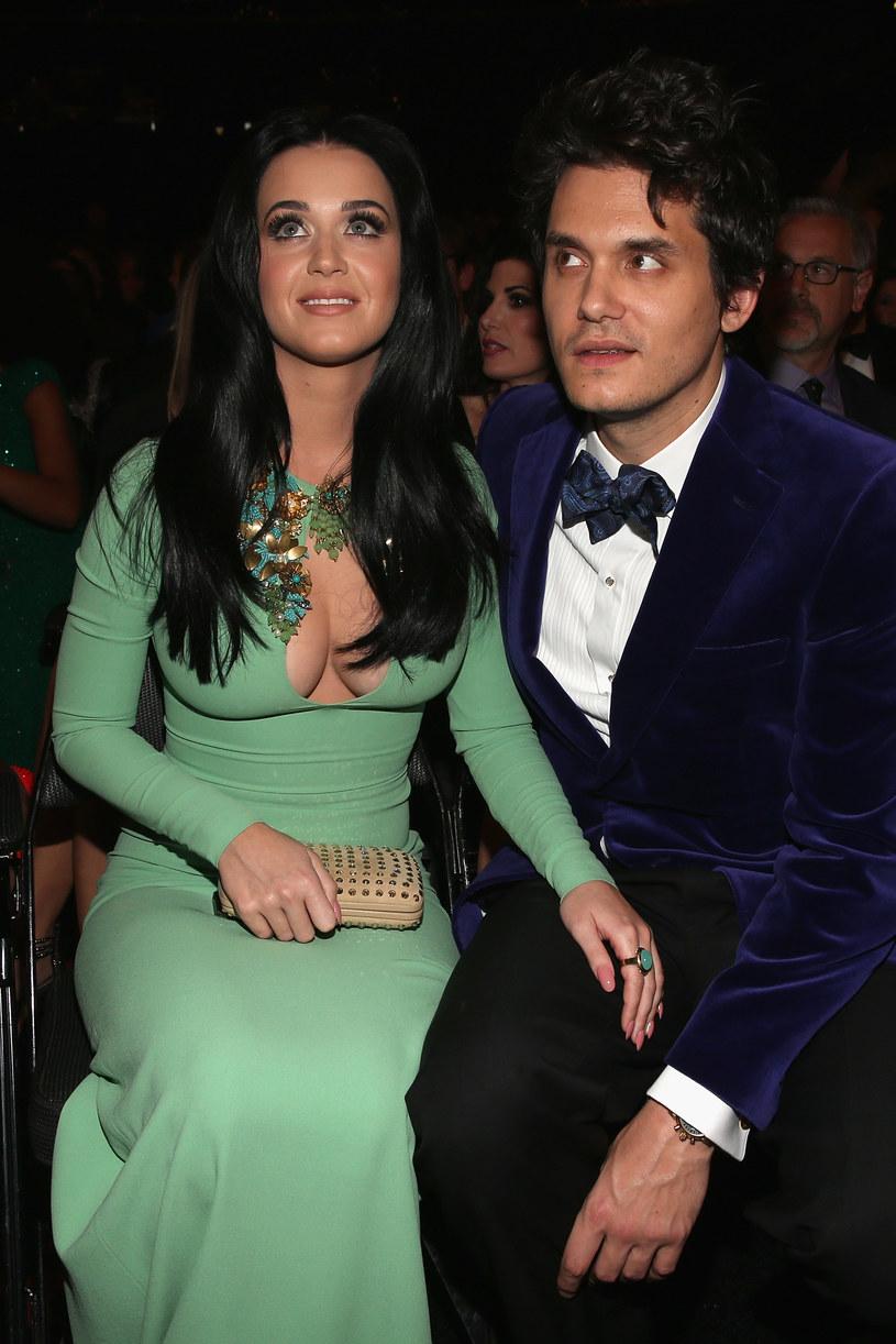 Katy Perry i John Mayer zatęsknili za sobą /Christopher Polk /Getty Images