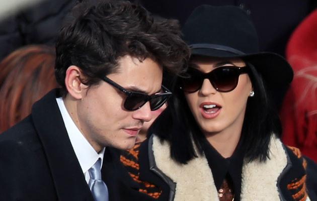 Katy Perry i John Mayer znów są widywani razem! /ALEX WONG /Getty Images
