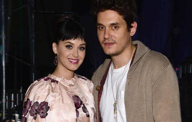 Katy Perry i John Mayer /Lary Busacca /Getty Images
