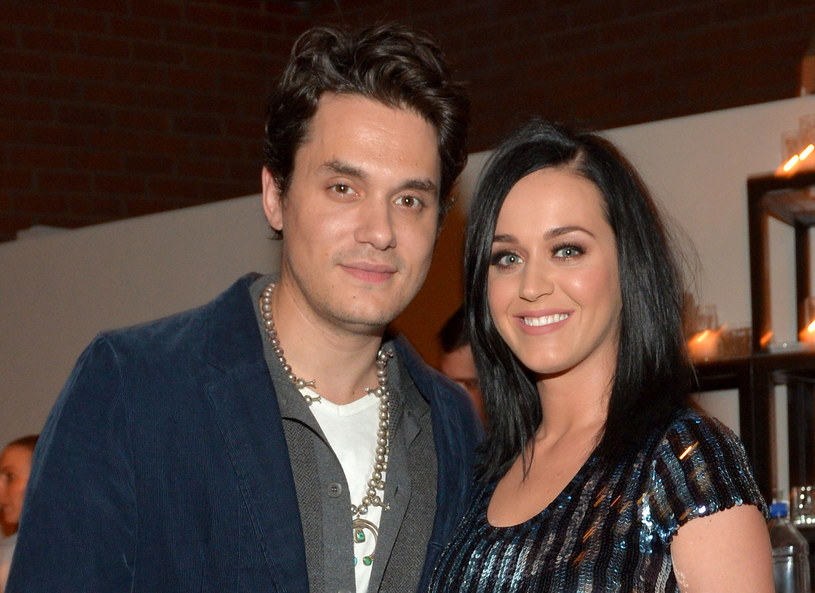 Katy Perry i John Mayer /Getty Images