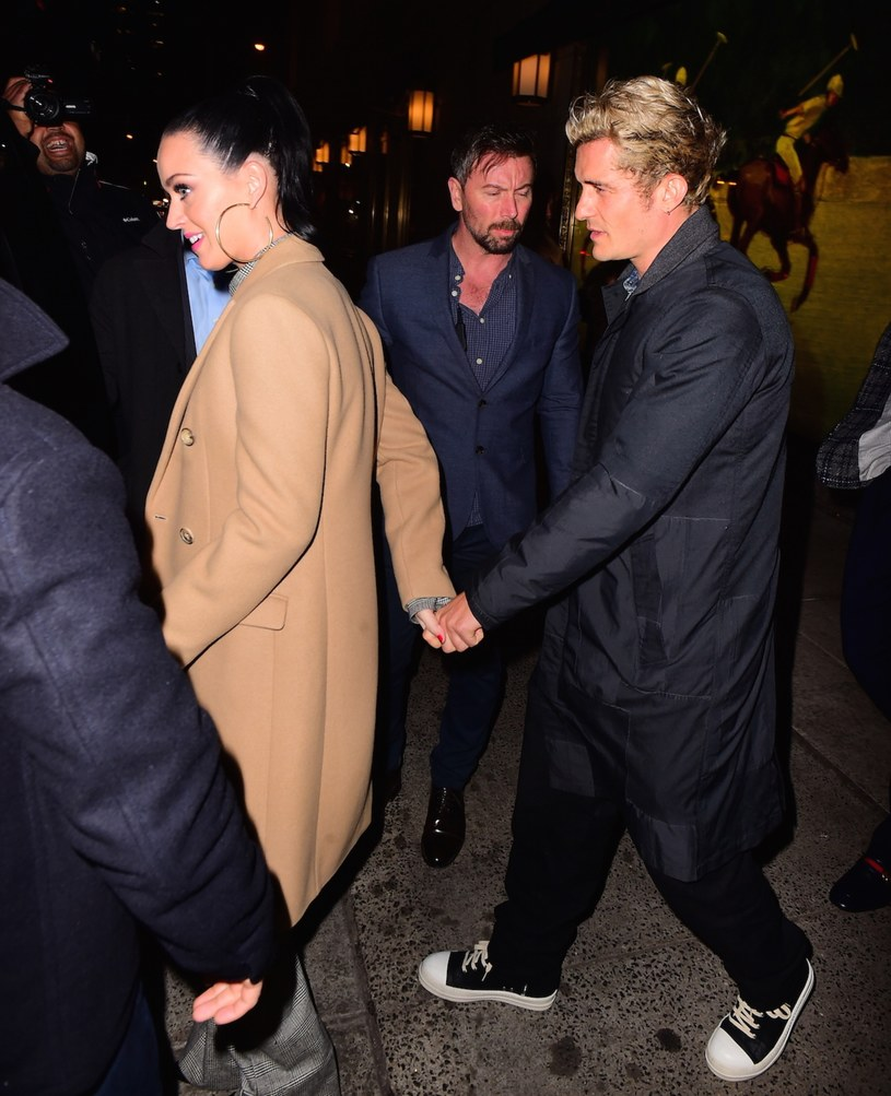Katy Perry i Orlando Bloom /Splash News /East News