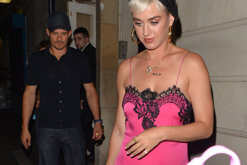 Katy Perry i Orlando Bloom /Barcroft Media /Getty Images