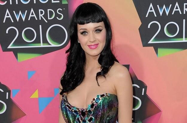 """Katy Perry jest """"poczwórnie gorąca"""" fot. Michael Buckner /Getty Images/Flash Press Media"""