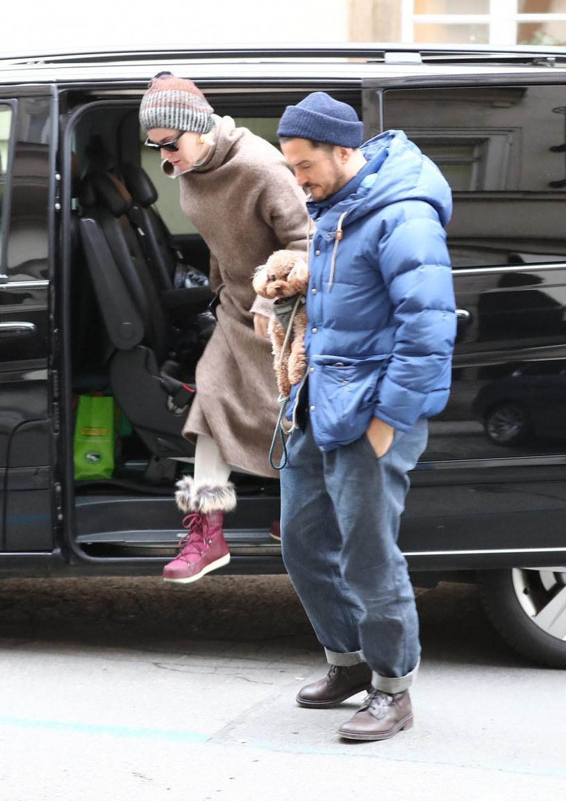 Katy Perry jest w ciąży! /SplashNews.com /East News