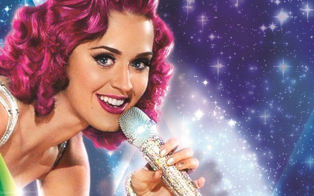 Katy Perry na okładce gry The Sims 3: Showtime /Informacja prasowa