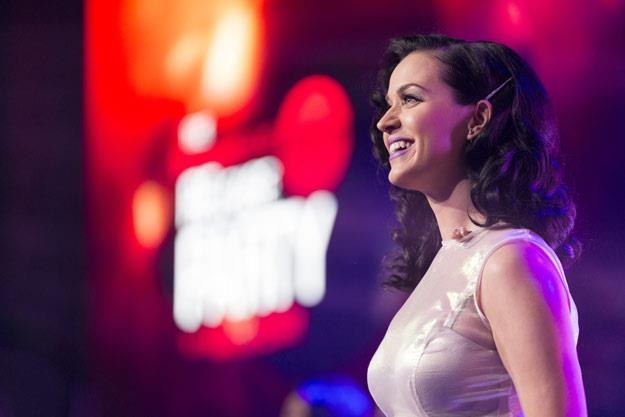 Katy Perry nakłania do niezdrowego odżywiania? (fot. Christopher Polk) /Getty Images/Flash Press Media