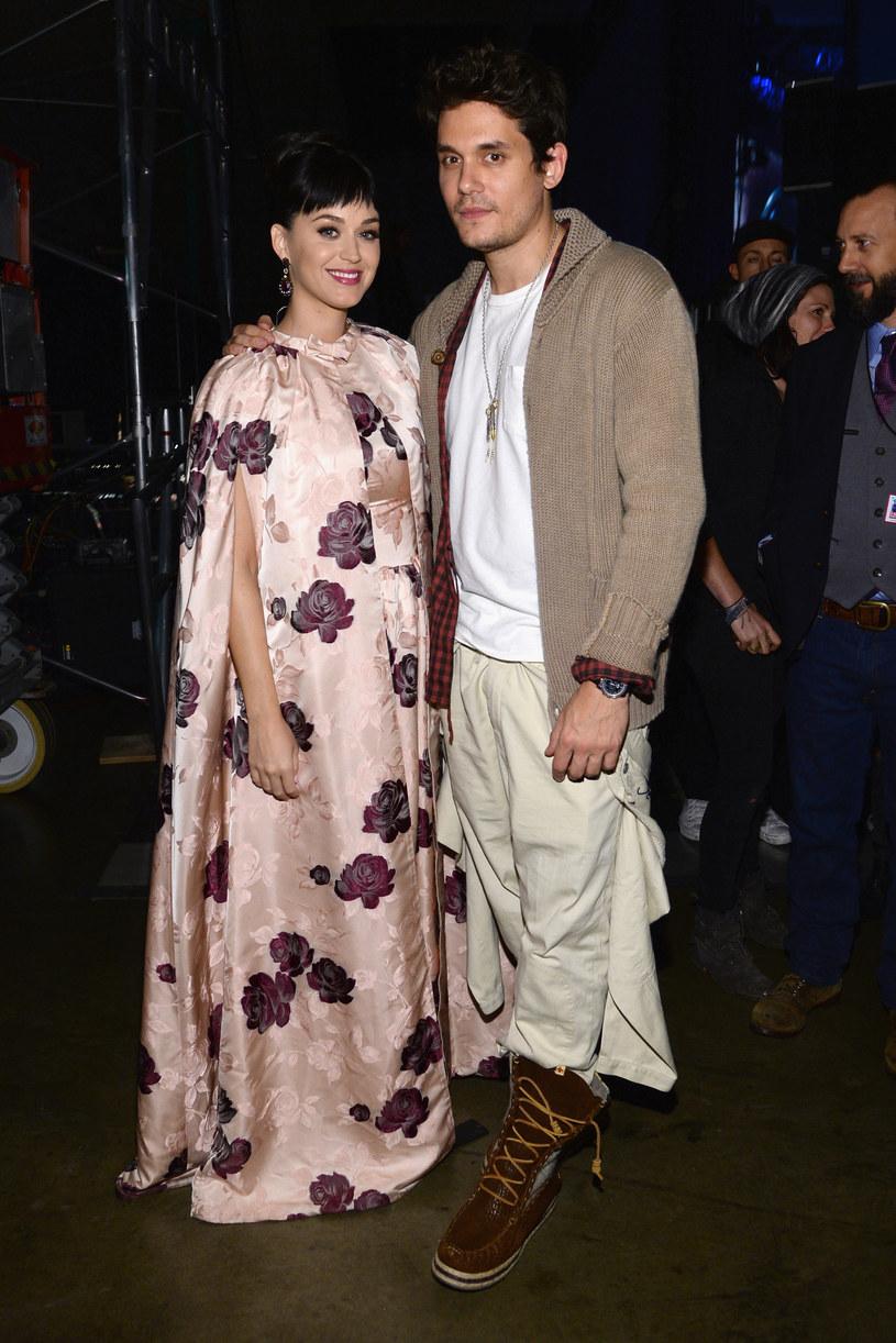 Katy Perry nie miała czasu dla ukochanego /Larry Busacca /Getty Images