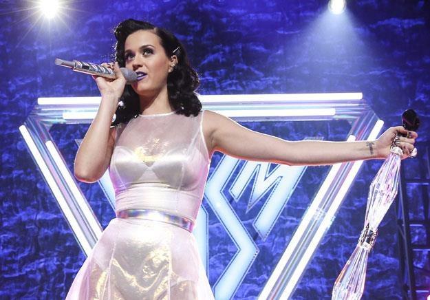 Katy Perry podzieliła się z fanami swoimi sekretami fot. Christopher Polk /Getty Images/Flash Press Media