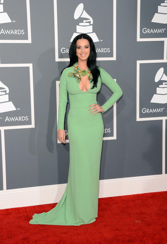 Katy Perry przegrała z Taylor Swift, którą uważa się za jedną z jej największych rywalek /Jason Merritt /Getty Images