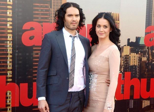 Katy Perry stała się bardziej tolerancyjna za sprawą męża Russella Branda /arch. AFP