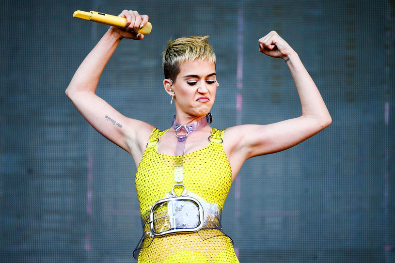 Katy Perry /Rich Fury /Getty Images