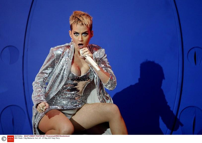 Katy Perry /Picturematt/REX/Shutterstock /East News