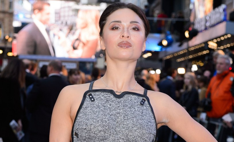 Katya Jones jest znana w Wielkiej Brytanii /Jonathan Hordle/REX/Shutterstock /East News