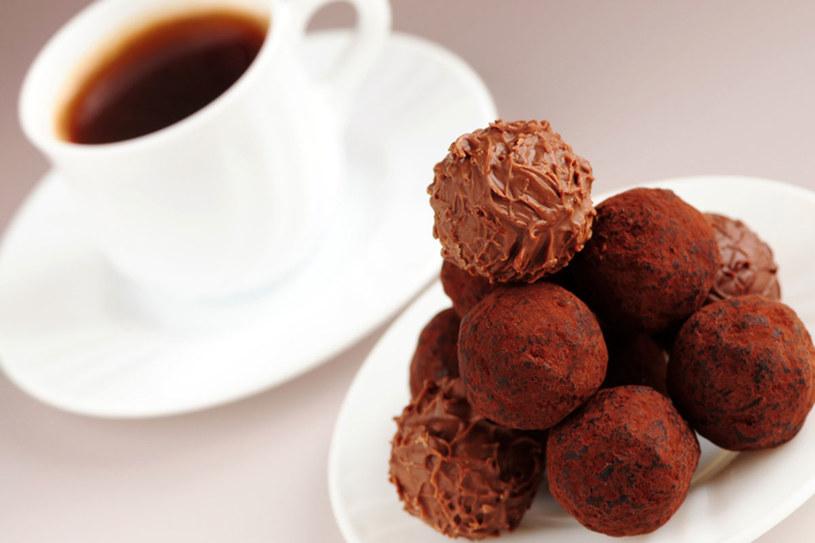 Kawa i czekolada to najszybszy sposób na podniesienie sobie ciśnienia krwii  /© Panthermedia