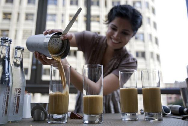 Kawa najwięcej dała zarobić /AFP