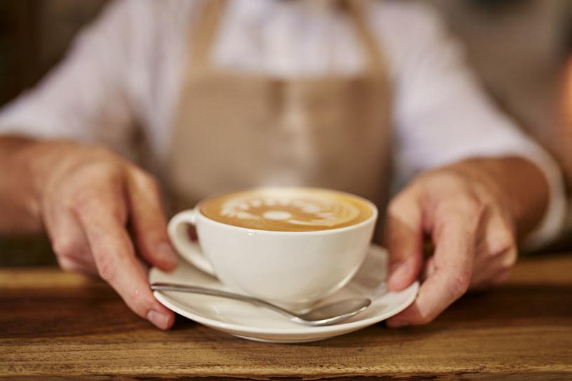 Kawa to jedyna opcja, jeśli chcesz mieć więcej energii /123RF/PICSEL