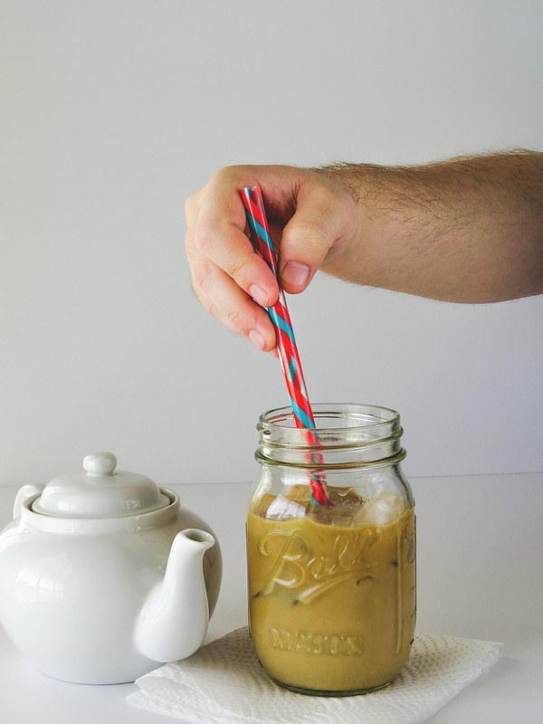 kawa z wkładką /© Photogenica