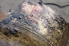 Kawałek złomu postawił w stan gotowości służby ratunkowe
