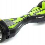 Kawasaki Balance Scooter KX-PRO 6.5D - test elektrycznej deski