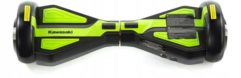 Kawasaki Balance Scooter KX-PRO 6.5D /materiały prasowe
