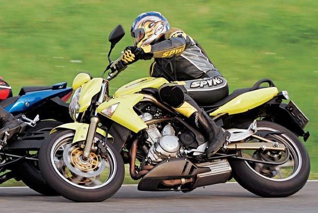 Kawasaki ER-6n / Kliknij /Motocykl