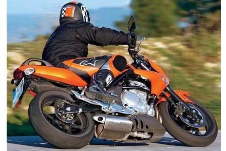 Kawasaki ER-6n /Motocykl