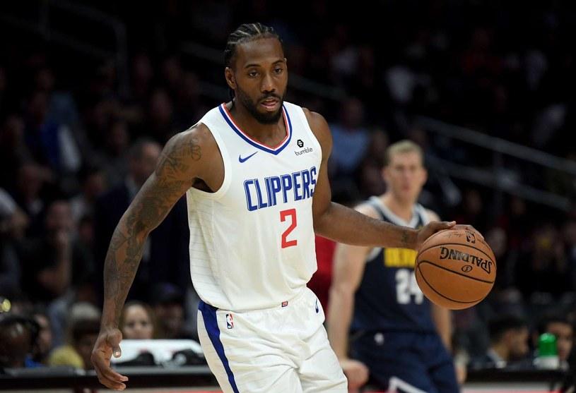 Kawhi Leonard przeniósł się z Raptors do Clippers /AFP