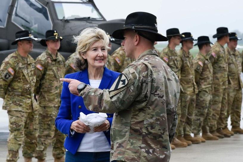 Kay Bailey Hutchison /AFP
