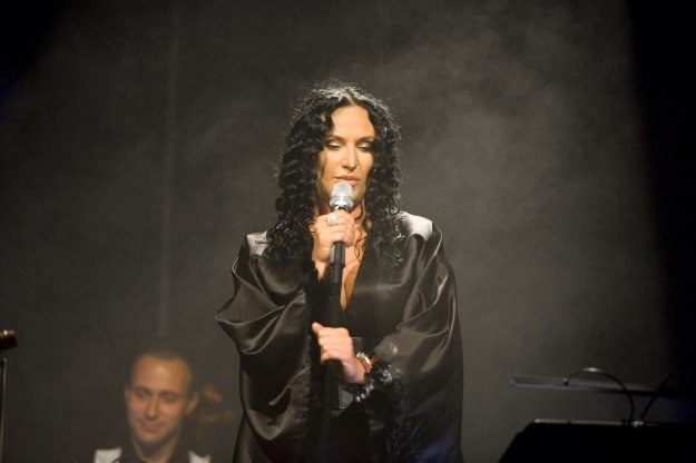 Kayah w Gdańsku zaśpiewała obok m.in. Marianne Faithfull i Macy Gray /MWMedia
