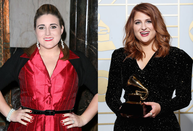 Kaycee Stroh i Meghan Trainor /Angela Weiss/Frederick M. Brown /Getty Images