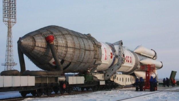 Kazachstan ma problem z terminowością budowy kosmodromu Bajterek /materiały prasowe