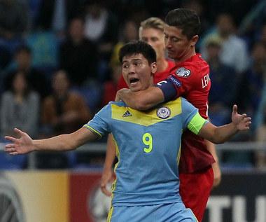 Kazachstan – Polska 2-2 w el. MŚ 2018
