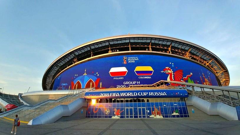 Kazań Arena /Rafał Walerowski /INTERIA.PL