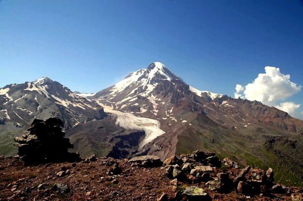 Kazbek, Kaukaz /123RF/PICSEL