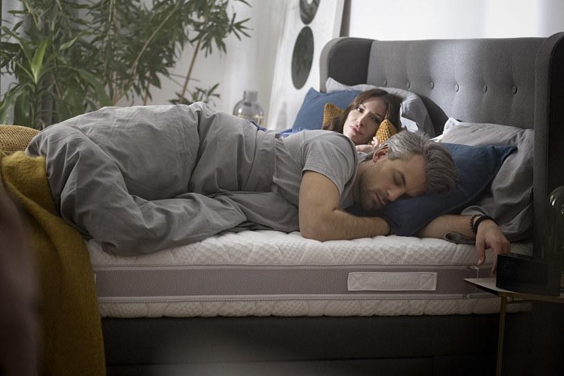Każda nasza aktywność jest bardzo silnie powiązana ze snem, zarówno na płaszczyźnie biologicznej, jak i psychicznej /materiały promocyjne