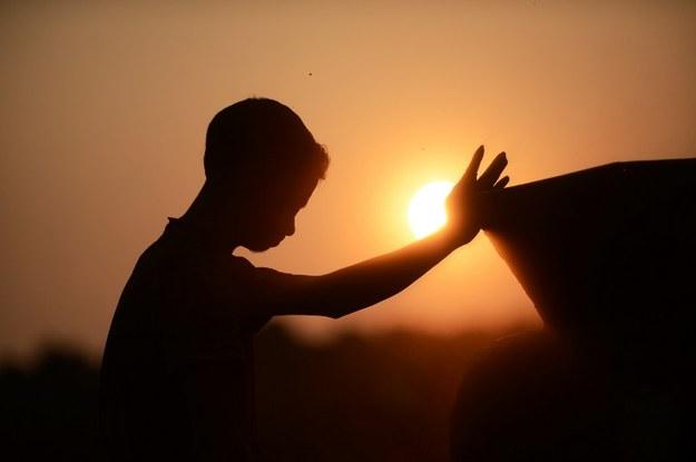 Każdego dnia na świecie pracują 352 miliony dzieci /AFP