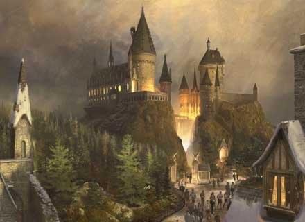 Każdy będzie mógł przestapić progi Hogwartu /AFP